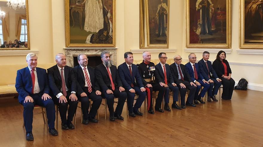 Nuevo gobierno de Gibraltar