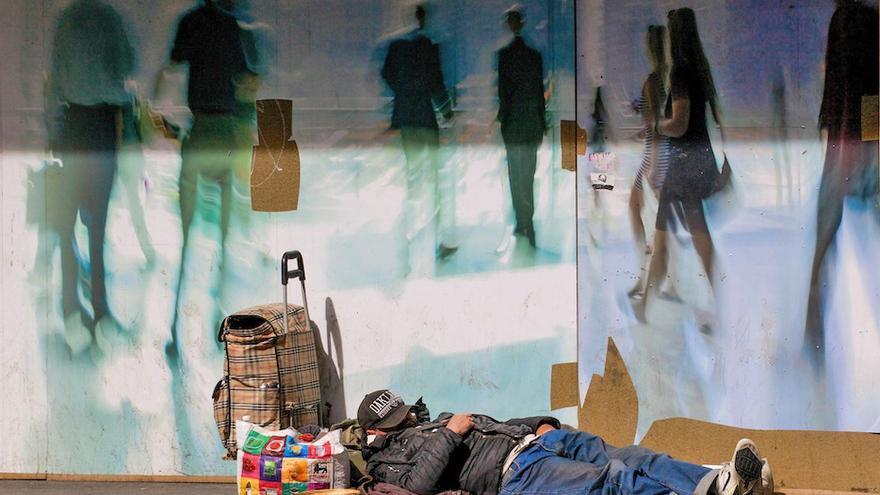 Desigualdad. Ximena Echague/Oxfam