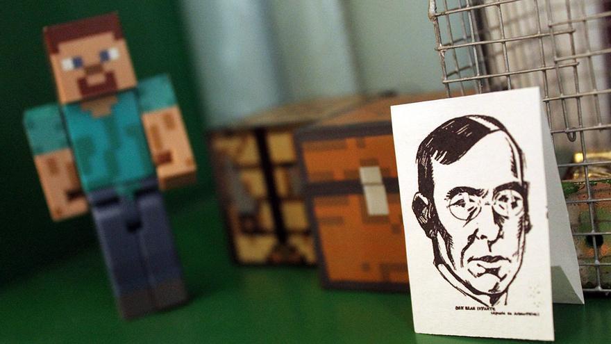 Blas Infante tendrá su propio videojuego. / JUAN MIGUEL BAQUERO