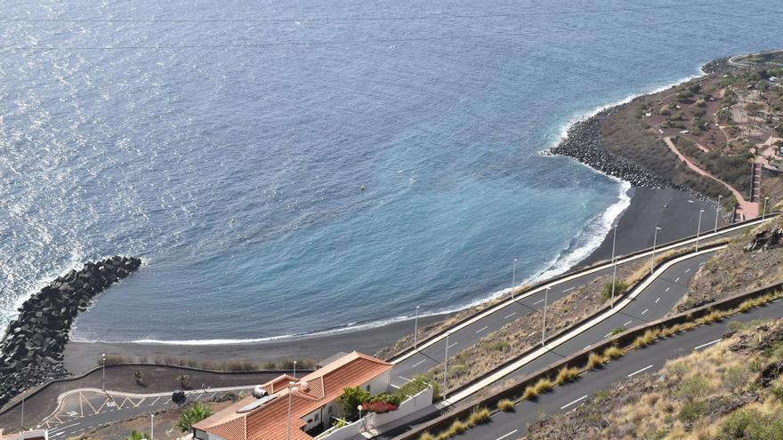 Playa La Nea, en El Rosario, Tenerife