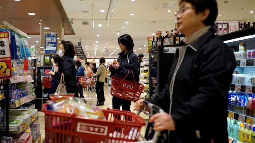 El PIB de Japón avanzó en el tercer trimestre un 2,2 por ciento interanual