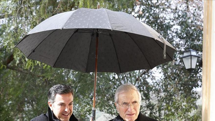Rouco Varela dirige una Iglesia que está perdiendo sacerdotes.