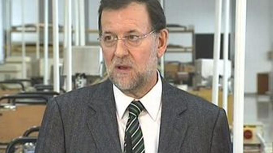 Rajoy buscará el consenso en materia de pensiones