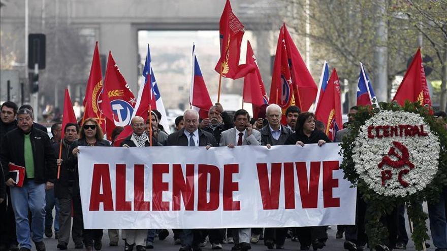 """La Justicia chilena acoge una querella contra los """"instigadores"""" del golpe de 1973"""