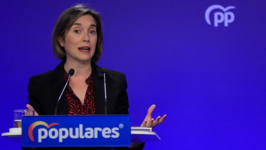 """El PP insiste en que son """"más fuertes"""" yendo con Cs pese a las encuestas"""