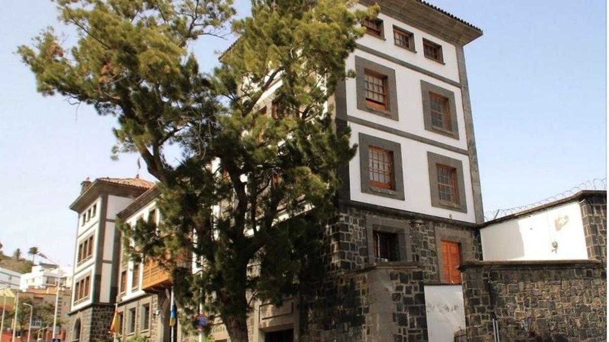 Centro Penitenciario de Santa Cruz de La Palma.