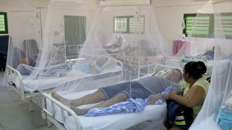 Dengue suma 5 muertos en febrero en Paraguay, los mismos que en todo el 2015