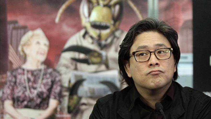 """El director coreano Chan-Wook presenta en Bilbao """"Stoker"""""""