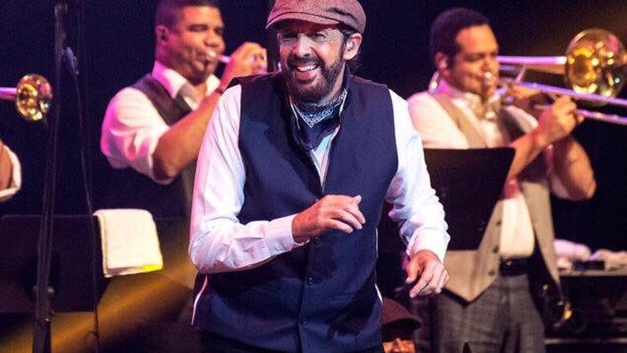 Juan Luis Guerra actuará en el Carnaval de Día de Santa Cruz de Tenerife