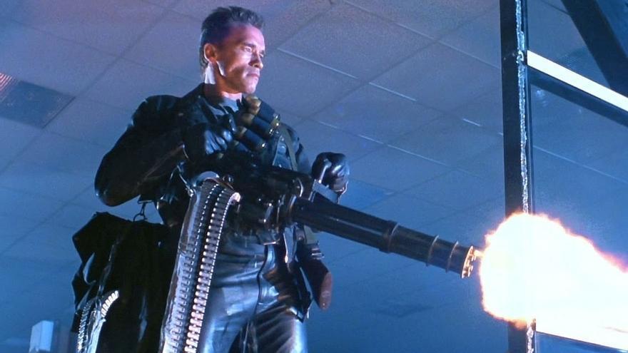 """""""Acercamiento"""" de la productora de 'Terminator 6' con la Diputación para rodar en Almería"""