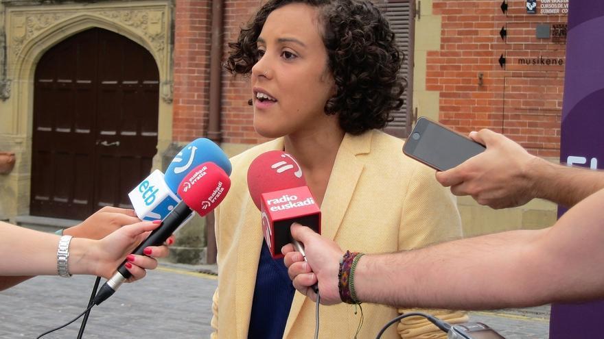 """Podemos Euskadi dice que el partido debería tomar """"cada vez menos decisiones en Madrid y más en otros lugares"""""""