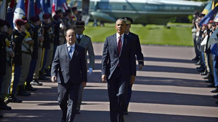 Obama y Hollande reafirman compromiso con lograr acuerdo climático en cumbre