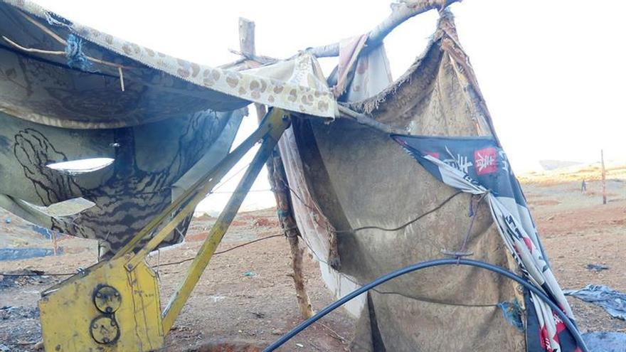 La muerte acecha a los mineros del carbón en el norte de Marruecos