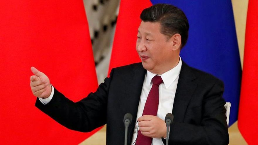 """China ha logrado un avance """"histórico"""" desde 2012, se vanagloria Xi Jinping"""