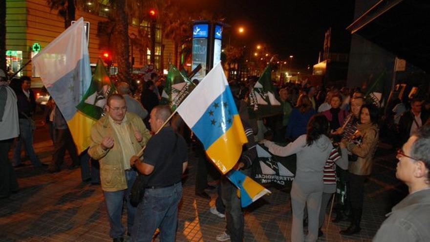 De la manifestación en LPGC #5