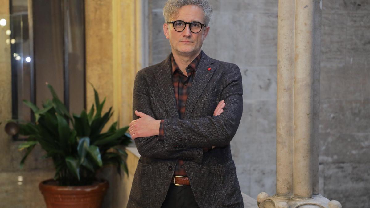 Rafael Tabarés, comisionado de Presidencia de la Generalitat para la salud mental.