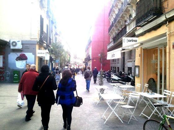 Calle Augusto Figueroa | SOMOSMALASANA.COM