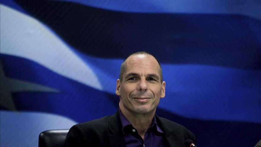 Varufakis dice que el Gobierno griego tiene otra percepción de las reformas