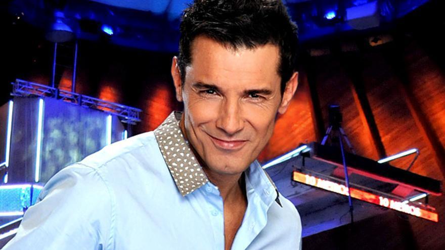 Jesús Vázquez también renueva su contrato de larga duración con Mediaset