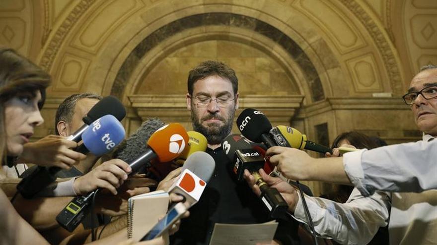 """Podem: El PP """"hace el ridículo"""" porque no hay declaración independencia"""