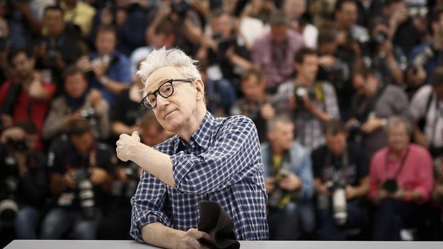 Woody Allen inaugura una edición de Cannes en la que debutará Julia Roberts