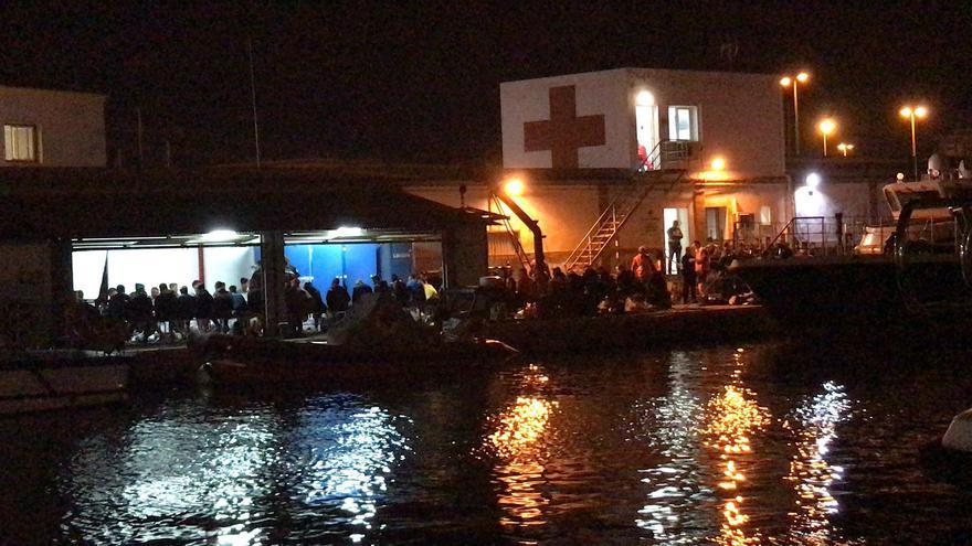 Asciende a 320 el número de inmigrantes llegados en pateras a las costas murcianas
