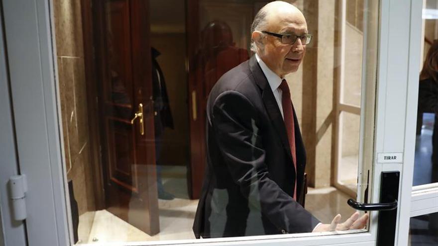 Ciudadanos pide que comparezca Montoro para aclarar el aplazamiento de deudas