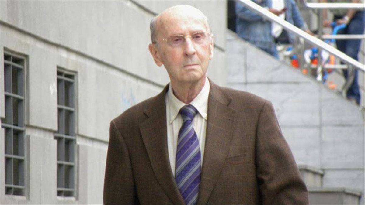 José Rodríguez Ramírez, quien fuera director y editor del periódico 'El Día'