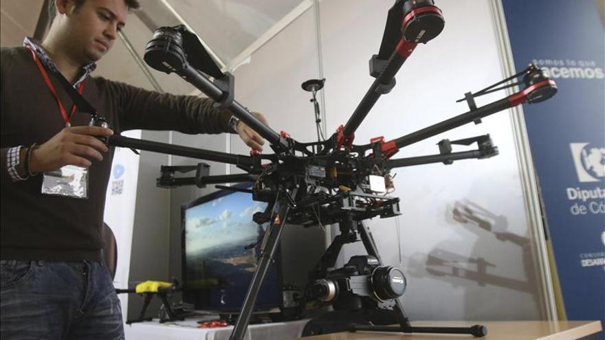 Zaragoza acogerá la primera feria de drones civiles de España en septiembre