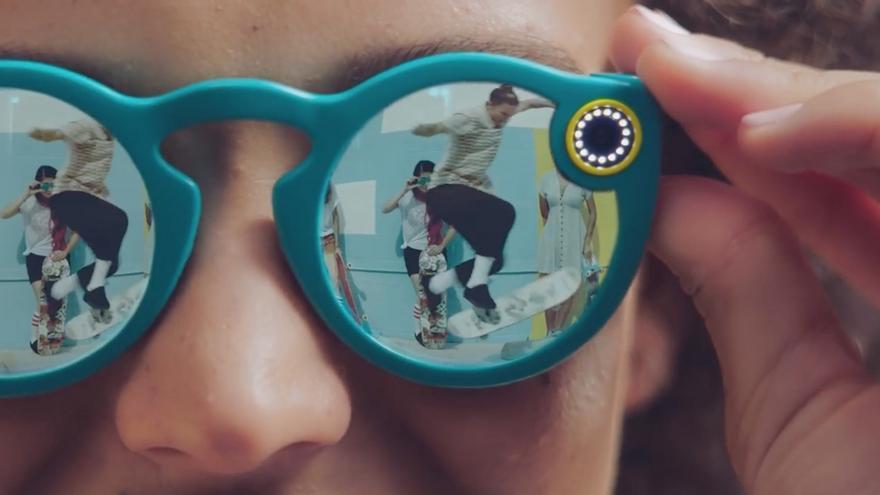 Spectacles, las nuevas gafas de Snap