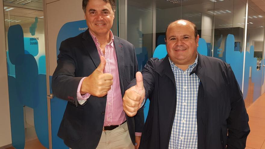 Carlos Rojas y José Antonio Robles encabezarán las listas a Congreso y Senado respectivamente
