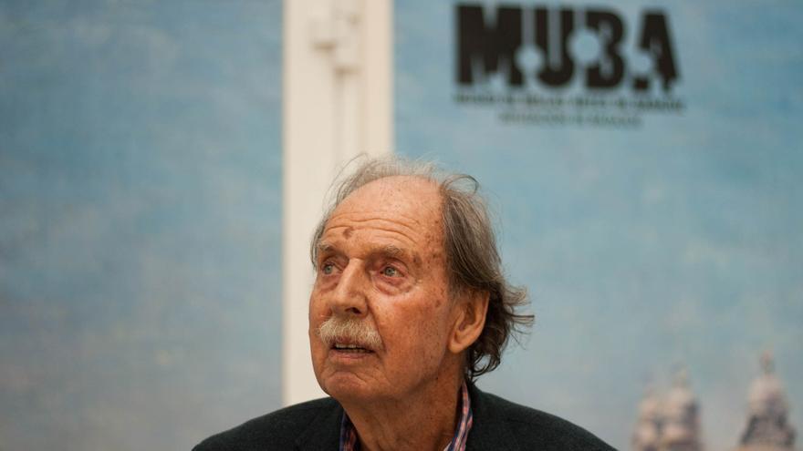 El coleccionista aleman Hans Rudolf Gerstenmaier