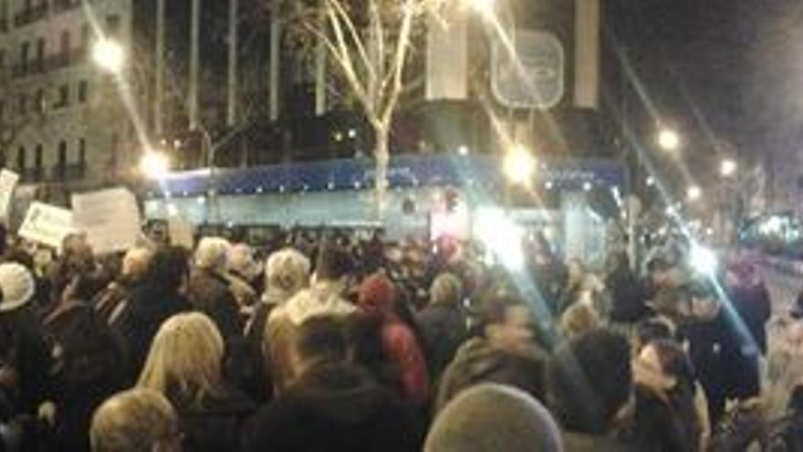 La Policía blinda Génova ante la protesta ciudadana