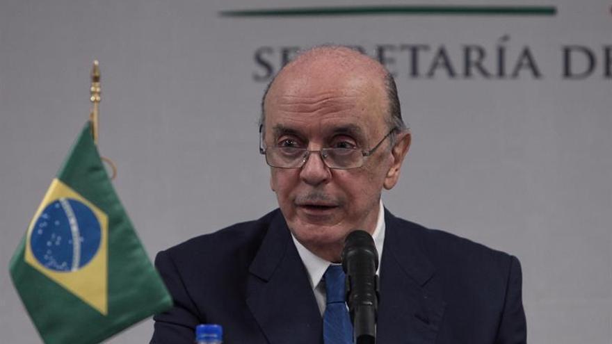 """Brasil expresa su preocupación por las """"detenciones arbitrarias"""" en Venezuela"""