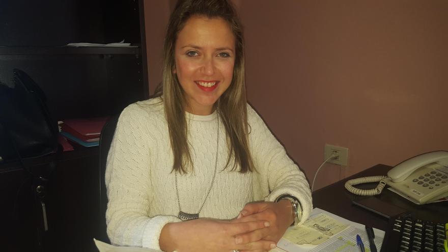 Irinova Hernández, concejal de Fiestas del Ayuntamiento de El Paso.