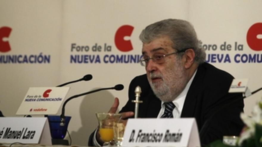 El presidente de Planeta, José Manuel Lara