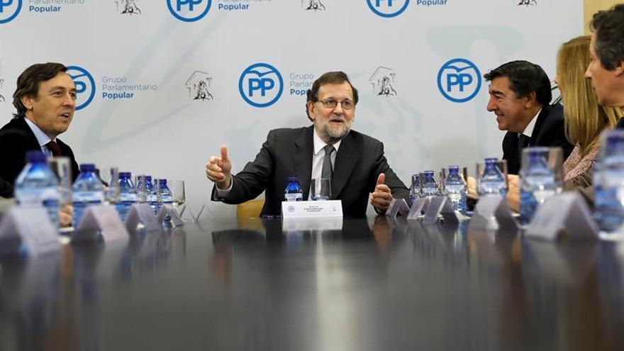 """Rajoy esperanzado con el inicio de la legislatura pese a alguna posición """"sectaria"""""""