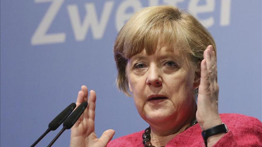 Angela Merkel, la mujer más poderosa por tercer año consecutivo, según Forbes