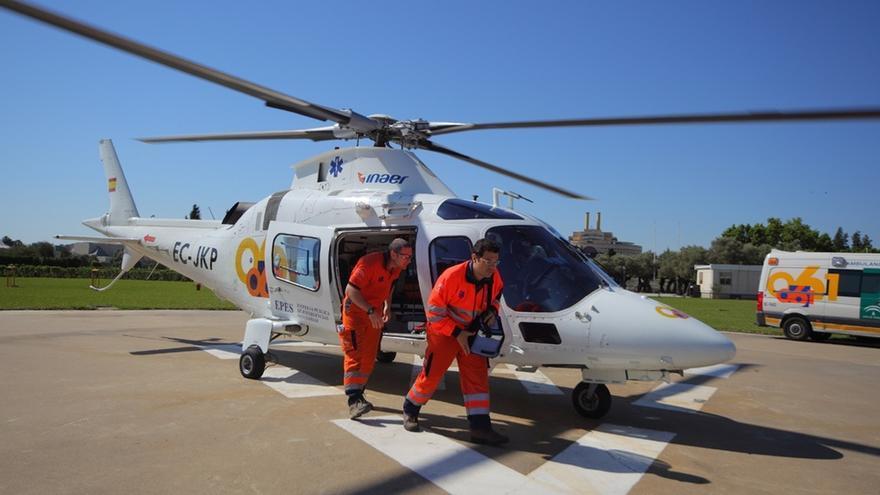 Fallece uno de los dos heridos en la explosión en la pirotecnia de Guadix