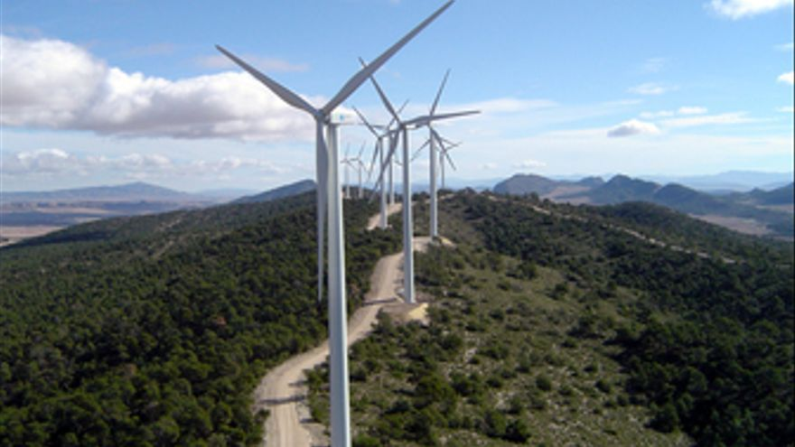 Renovables-parques eólicos