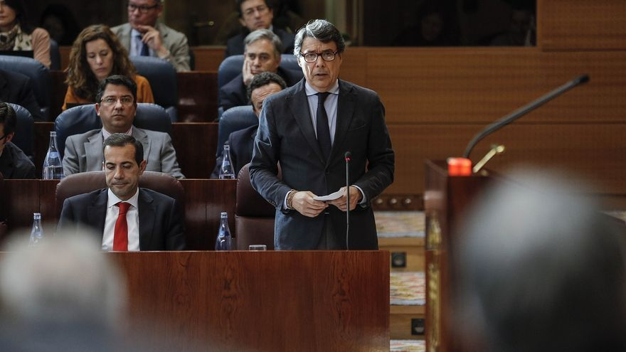 Ignacio González dice sobre las candidaturas del PP que aún están en plazo y habrá que esperar