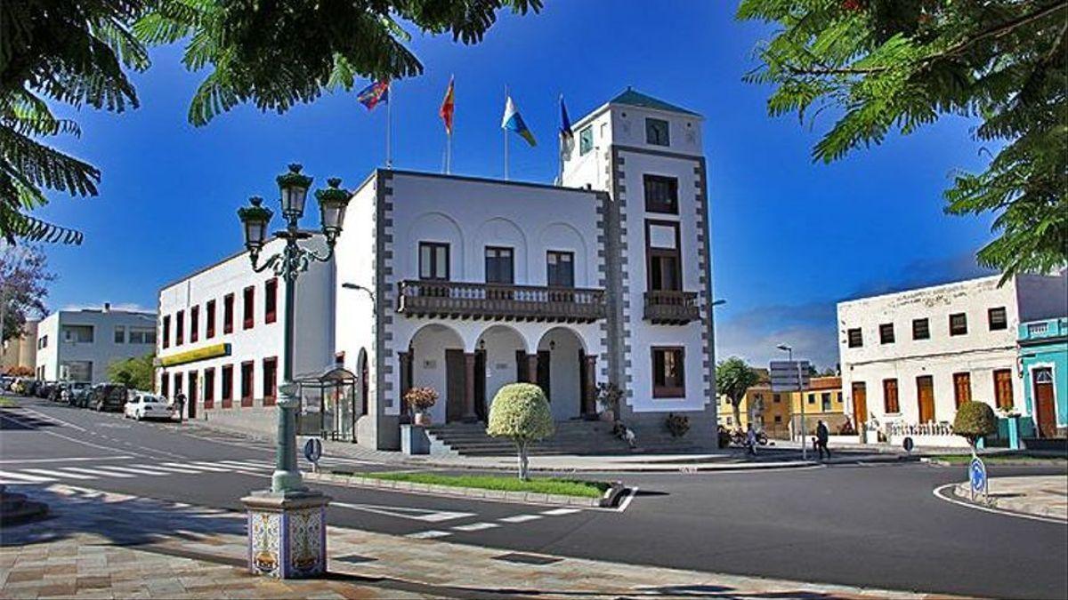 Ayuntamiento de Tazacorte.