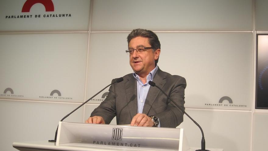 """El PP lamenta que Mas haya perdido una oportunidad para """"cambiar el rumbo"""" y gobernar"""