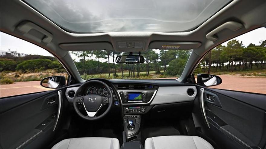 Toyota prevé cerrar 2015 con 52.000 ventas, un 18 % más
