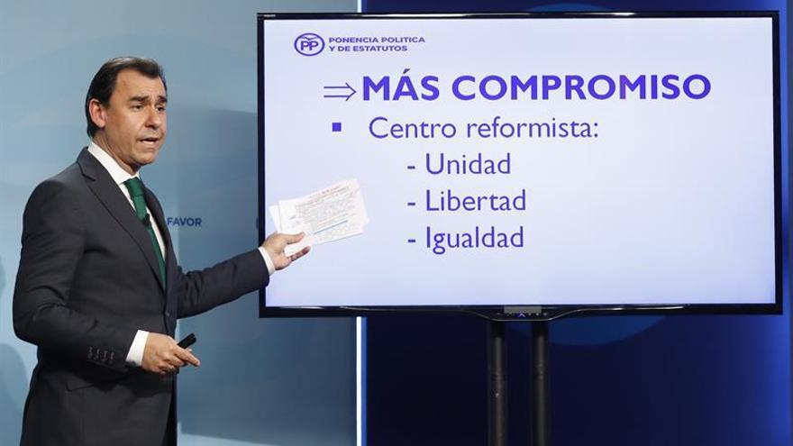 """El PP propondrá en su congreso la """"doble vuelta"""" para elegir a sus líderes"""