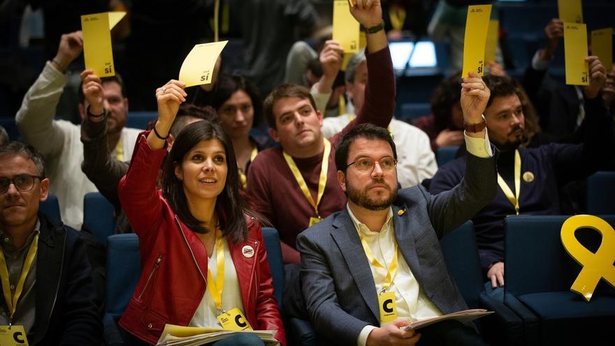 ERC afianza su apuesta por el diálogo y por ensanchar el independentismo