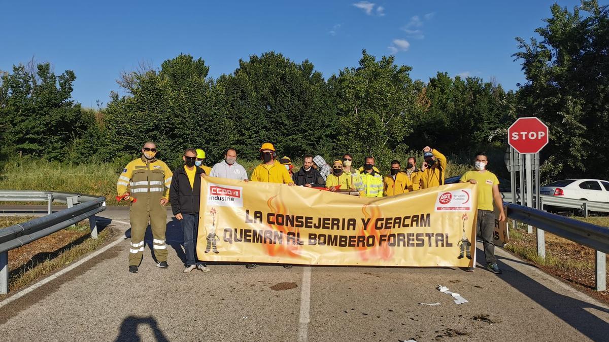 Concentración de GEACAM en Guadalajara