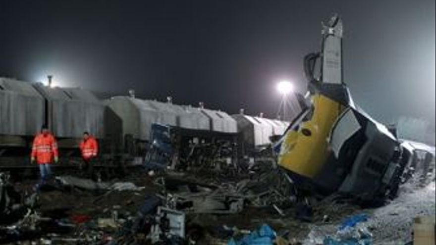 Accidente en Alemania. (EUROPA PRESS)