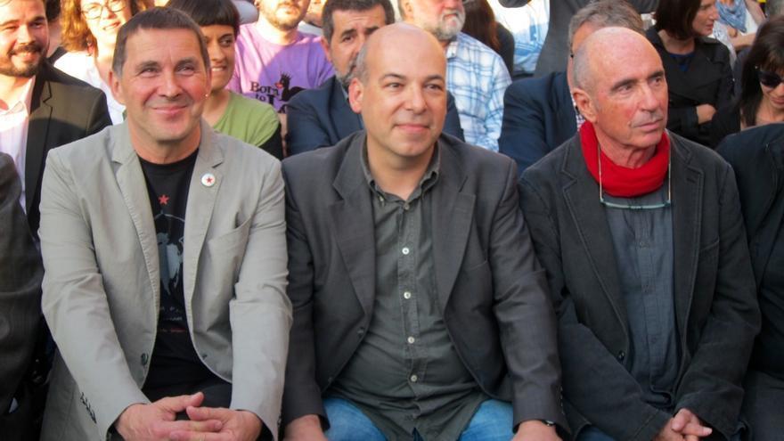 """Otegi pide perdón por el atentado de Hipercor: """"Eso jamás debió de suceder"""""""
