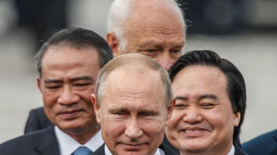 EEUU descarta un encuentro formal entre Trump y Putin en la cumbre del APEC